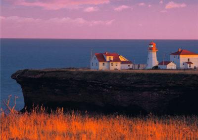 Cap Despoir Lighthouse - La Martre Lighthouse - wystawa w Latarni Morskiej Gdańsk Nowy Port
