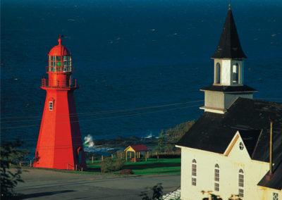 La Martre Lighthouse - wystawa w Latarni Morskiej Gdańsk Nowy Port