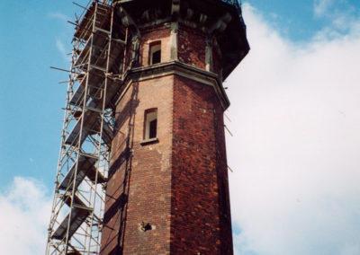 remont latarni morskiej , 2003