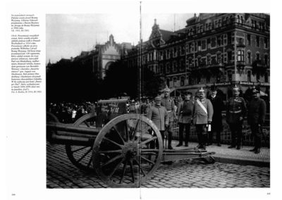 Hindenburg, 1914