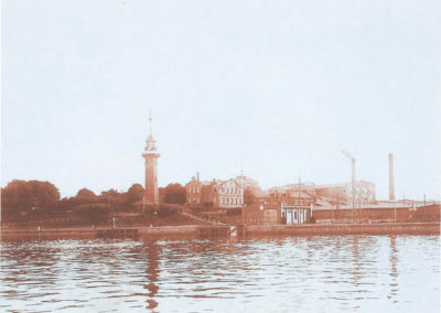 Latarnia Morska Gdańsk, po 1929