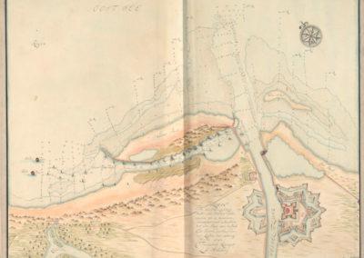 Ujście-Wisły-1762-r