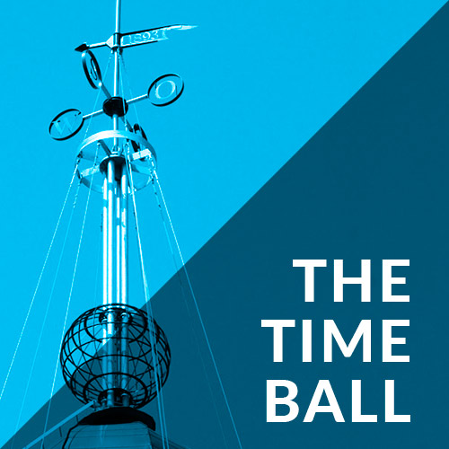time ball lighthouse Gdańsk Nowy Port